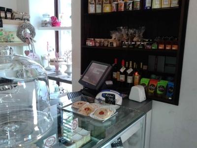 kávézó elszámoltató szoftver, pincér rendelés felvétel az asztalnál